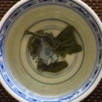 四季春 台湾烏龍茶 茶湯